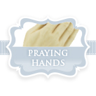 Praying Hands Statues