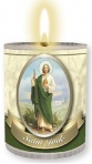 Votive Candle/24 Hour/Saint Jude