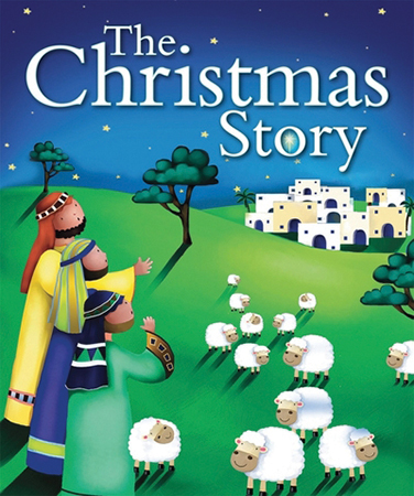 Book - The Christmas Story/Paperback   (43180)