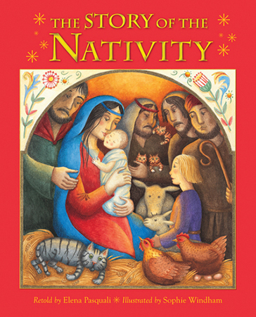 Book-Story of the Nativity/Paperback   (43188)