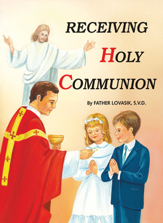 Book - Holy Communion   (4432/491)