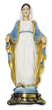 Florentine 5 inch Statue - Miraculous   (52939)