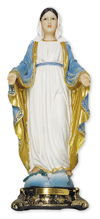 Florentine 8 inch Statue-Miraculous   (52969)