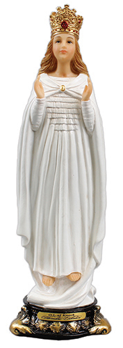 Florentine 8 inch Statue - Our Lady of Knock   (52986)