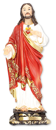 Florentine 12 inch Statue-Sacred Heart   (53912)