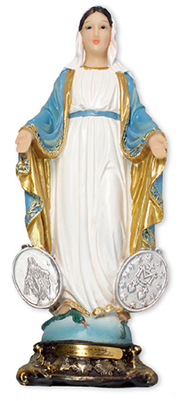 Florentine 16 inch Statue-Miraculous Medal   (53940)