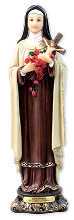 Florentine 16 inch Statue-St. Theresa   (53955)