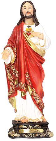 Florentine 24 inch Statue-Sacred Heart   (53972)