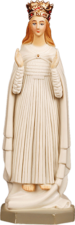 4 1/4 inch Knock Statue   (5511)