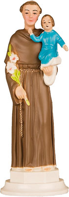 4 inch St. Anthony Statue   (5515/ANT)