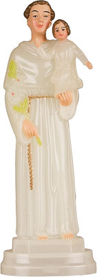 6 inch St. Anthony Statue/Luminous   (5533/ANT)