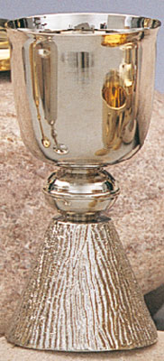 Chalice - Silver Finish   (88119S)