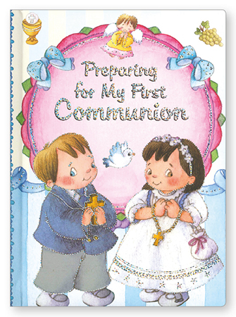 Book/Preparing For First Communion   (C40460)