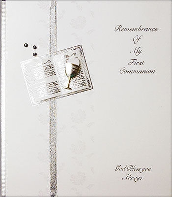 Communion Handcrafted Keepsake/Symbolic   (C4052)