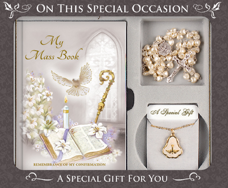 Confirmation Gift Set/Symbolic   (F566)